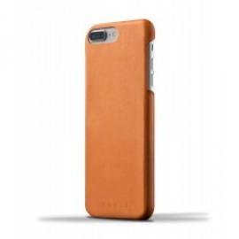 Mujjo Leather Case iPhone 7/8 Plus bruin