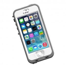 Lifeproof Nüüd case iPhone 5(S)/SE wit