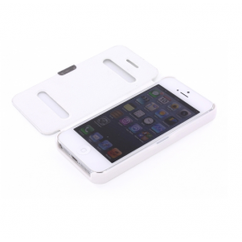 Mobiparts Bookstyle Case iPhone 5(S)/SE wit