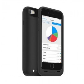 Mophie space Pack 64 GB iPhone 6(S) zwart