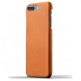 Mujjo Leather Case iPhone 8/7 Plus Tan