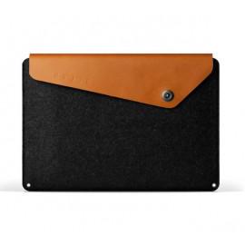 Mujjo Sleeve Macbook Pro 16 inch bruin