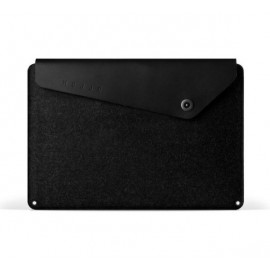 Mujjo Sleeve Macbook Pro 16 inch zwart