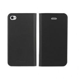 Muvit Wallet Case iPhone 5(S)/SE zwart