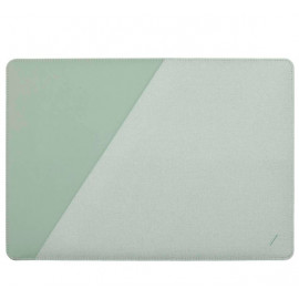 "Native Union Stow Slim MacBook Sleeve 13"" groen"