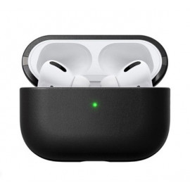 Nomad Airpods Pro Case Leather zwart