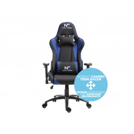 Nordic Gaming Teen Racer gaming chair blauw