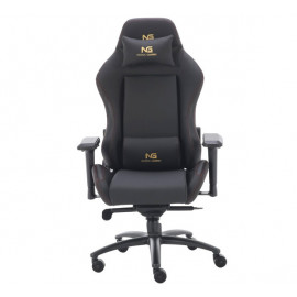 Nordic Gaming Gold Premium gaming chair zwart