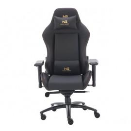 Nordic Gaming Gold gaming chair zwart