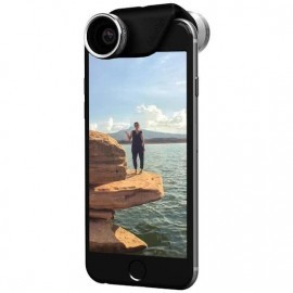 Olloclip lens 4 in 1 iPhone 6(S) / 6(S) Plus zwart