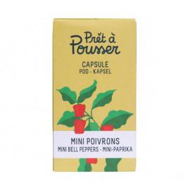 Prêt à Pousser Single Pod Mini Paprika