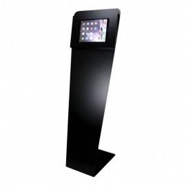 Tablet vloerstandaard Securo Kiosk iPad Pro 12,9 Inch zwart
