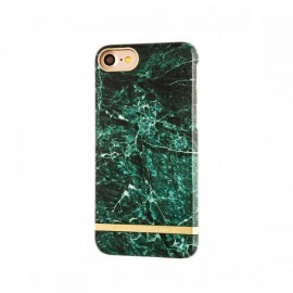 Richmond and Finch Marble Glossy iPhone 7 groen