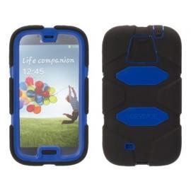 Griffin Survivor hardcase Galaxy S5 blauw/zwart