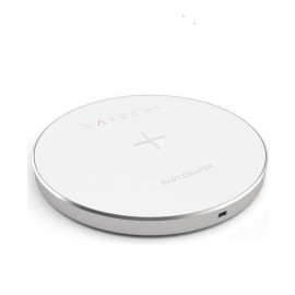 Satechi Wireless Charging Pad Silver