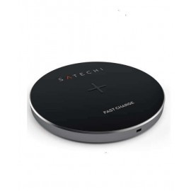 Satechi Wireless Charging Pad Space Gray
