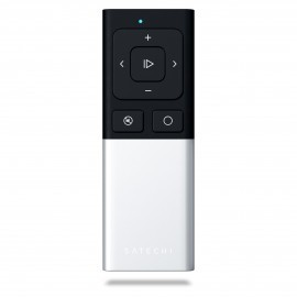 Satechi Aluminum Wireless Remote Control zilver