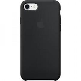 Apple Silicone Case iPhone 7 / 8 zwart