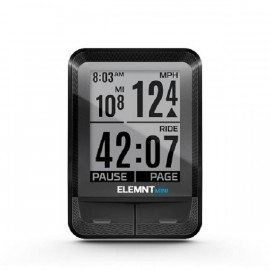 Wahoo Fitness ELEMNT MINI fiets computer + RPM Speed