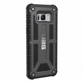 Urban Armor Gear Hard Case Galaxy S8 Monarch zwart