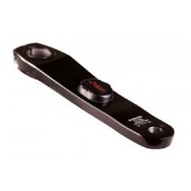 4iiii Precision's left side power meter D. Ace 9100 165mm