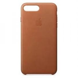 Apple iPhone 7 / 8 Plus Leather Case bruin