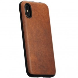 Nomad Rugged Case iPhone X / XS bruin