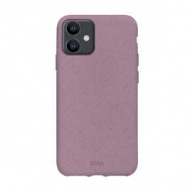 SBS Eco Cover 100% compostable iPhone 12 / iPhone 12 Pro roze