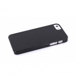 Mobiparts Backcover iPhone 5(S)/SE zwart