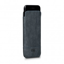 Sena UltraSlim Heritage denim iPhone 7 / 8 blauw