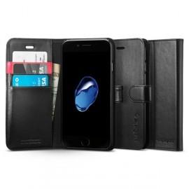 Spigen Wallet S iPhone 7 / 8 zwart
