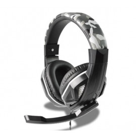 Steelplay Wired Headset HP42 ice camo
