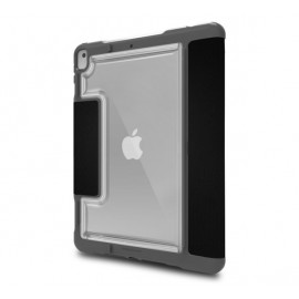 STM Dux Plus Duo case iPad 10.2 2019 / 2020 zwart