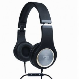 TDK Sti710 On-Ear Zwart