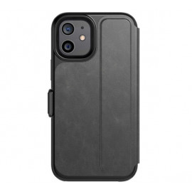 Tech21 Evo Wallet iPhone 12 Mini Smokey Black