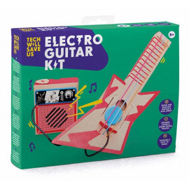 Techwillsaveus Electro Guitar kit