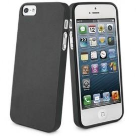 Muvit ThinGel Case iPhone 5(S)/SE zwart