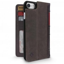 Twelve South BookBook iPhone 7 / 8 / SE 2020 bruin