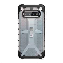 UAG Hard Case Galaxy S10 Plasma Ice Clear