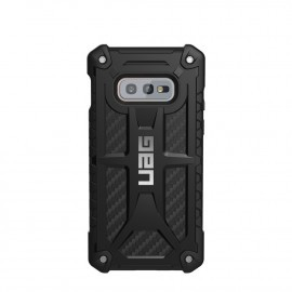 UAG Hard Case Galaxy S10E Monarch carbon zwart