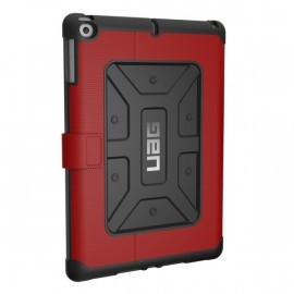 Urban Armor Gear Metropolis case iPad Air 1 / 2017 rood