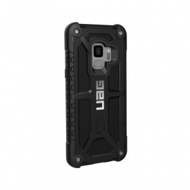 Urban Armor Gear Hard Case Galaxy S9 Monarch zwart