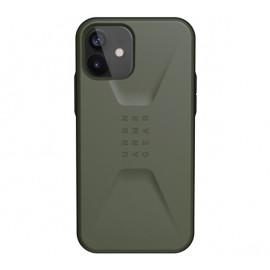 UAG Civilian Hard Case iPhone 12 / iPhone 12 Pro olijfgroen