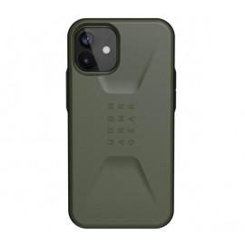 UAG Civilian Hard Case iPhone 12 Mini olijfgroen