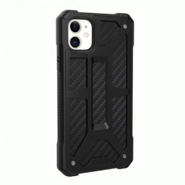 UAG Hardcase Monarch iPhone 11 carbon zwart
