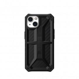 UAG Monarch Hardcase iPhone 13 carbon fibre