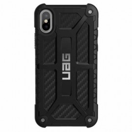 UAG Monarch Carbon iPhone X / XS zwart