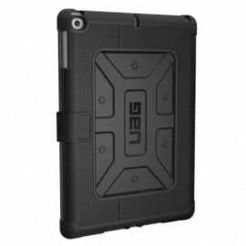 Urban Armor Gear Metropolis case iPad Air 1 / 2017 / 2018 zwart