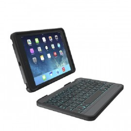 ZAGG Rugged Keyboard hoes iPad Mini 4 zwart