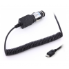 Micro USB autolader zwart